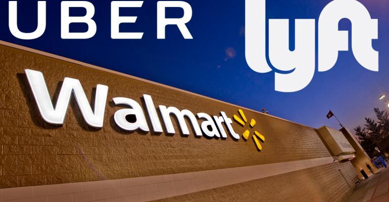 Walmart 1 - Uber y Lyft ya no repartirán abarrotes a domicilio de supermercados Walmart