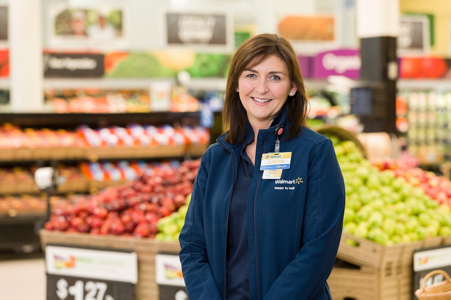 Walmart International Judith McKenna - Walmart nombra nueva presidenta y CEO de su unidad internacional