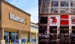 Walmart JC Penney.