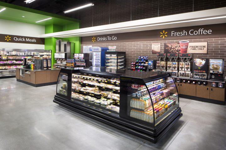 Walmart To Go Store by api Bentonville Arkansas - Walmart prueba un nuevo concepto de tiendas de conveniencia en Estados Unidos