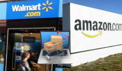 Walmart no puede contra la hegemonía de Amazon