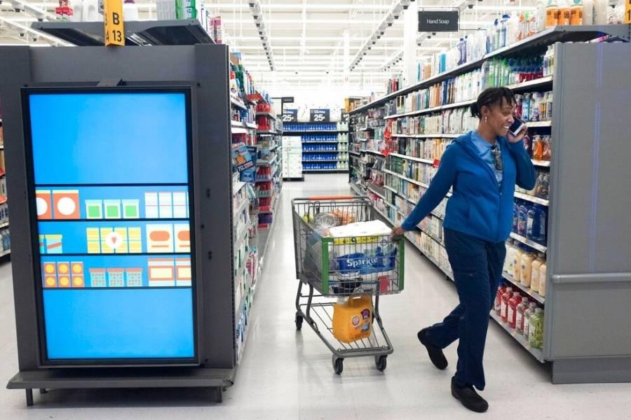Walmart tienda automatizada