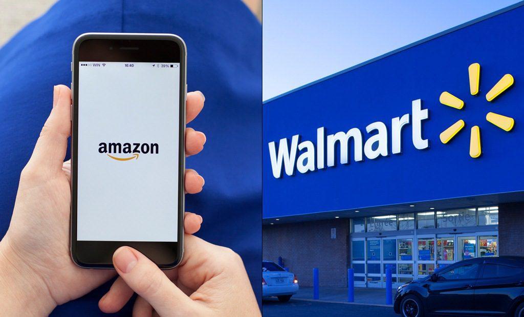 Walmart y Amazon