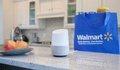 Walmart y Google