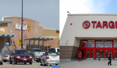Walmart y Target