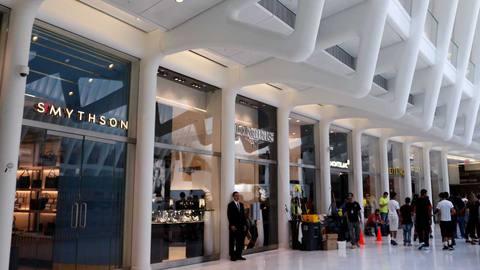 Westfield World Trade Center3 - Reabren centro comercial en el World Trade Center de Nueva York