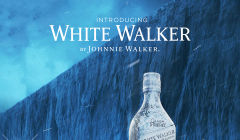"WhiteWalker GOT 240x140 - Perú: Llegará edición de Johnnie Walker inspirada en ""Games of Thrones"""
