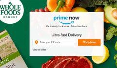 Whole Foods Prime Now 240x140 - Amazon dará descuentos en Whole Foods Market a clientes Prime