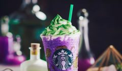 Witch's Brew Frappuccino