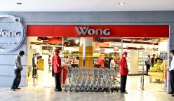 Wong - Larcomar