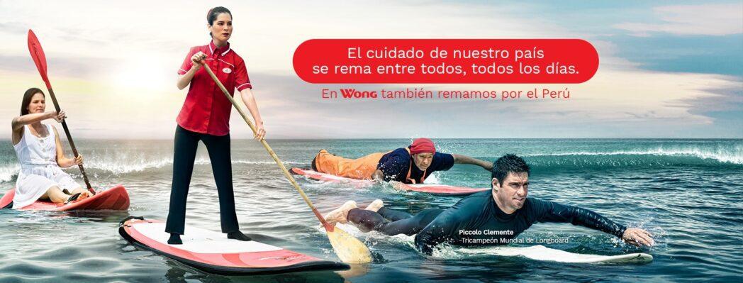 Wong Piccolo Clemente - Perú: Conoce las estrategias de sostenibilidad de supermercados Wong