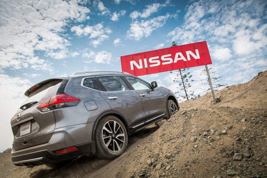 X Trail Lanzamiento 1024x683 - Nissan realizó presentación oficial de la marca en Perú