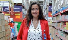 Gerente Legal de Walmart Chile, Ximena Santibañez
