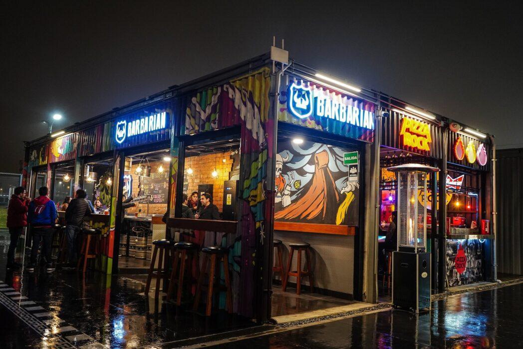 Yoy Lima Box Park 3 - El boom de las ferias pasillos en los centros comerciales