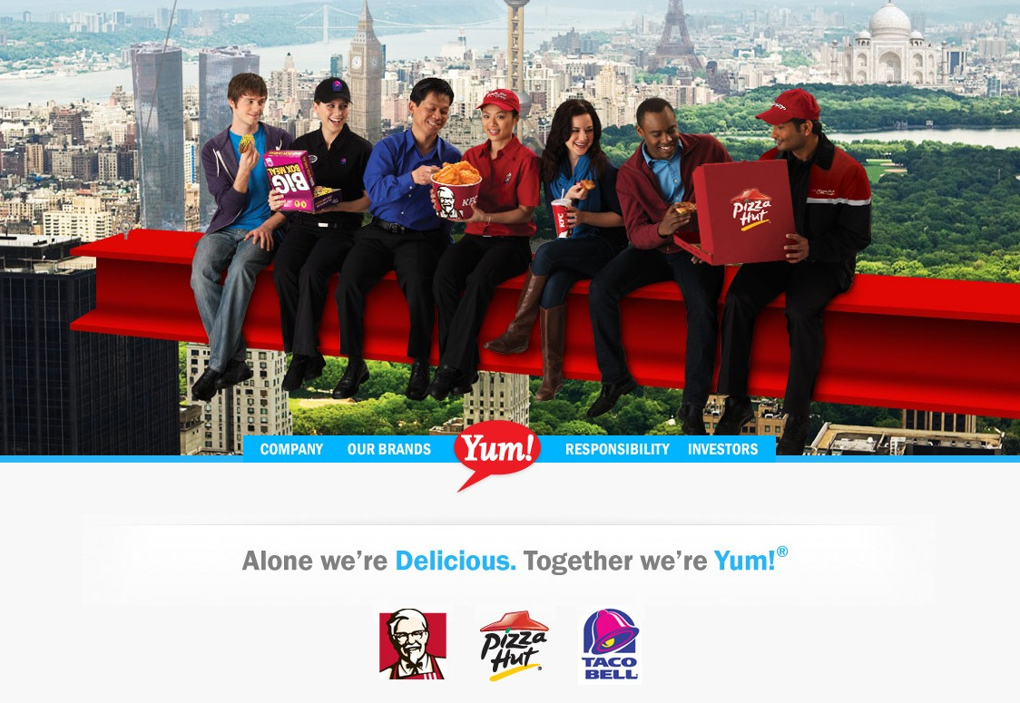 Yum Brands - Defining Global Company that Feeds the World