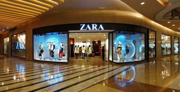 ZAra no 89 - Inditex y sus tiendas futuristas