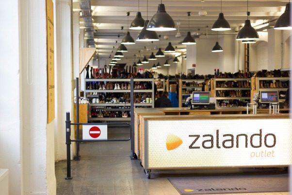 zalando abre un outlet de marcas de lujo en frankfurt. Black Bedroom Furniture Sets. Home Design Ideas