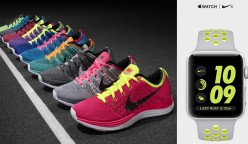 Zapatillas-Nike y apple watch