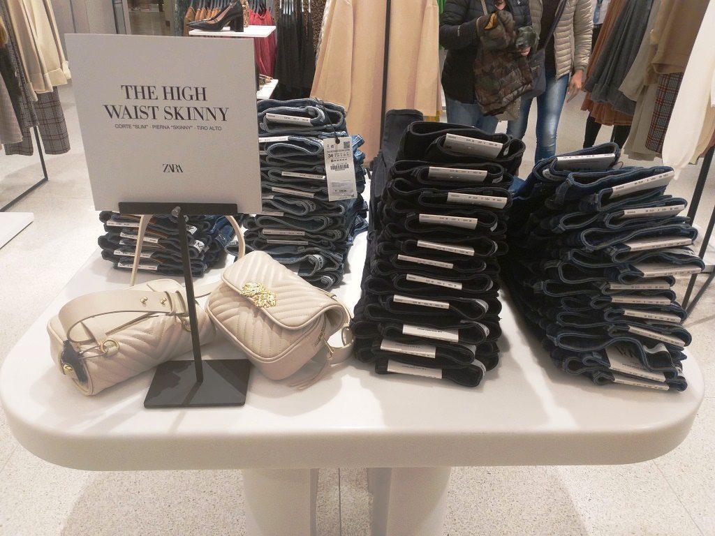 Zara 3 1 - Perú: Conoce por dentro la tienda Zara más grande de Latinoamérica