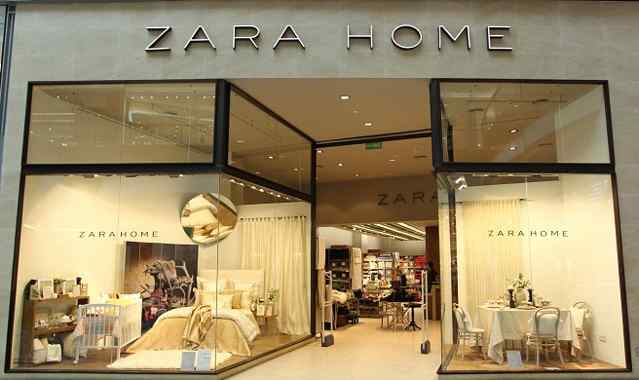 Zara Home de Inditex