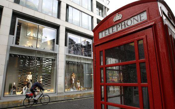 Zara Londres