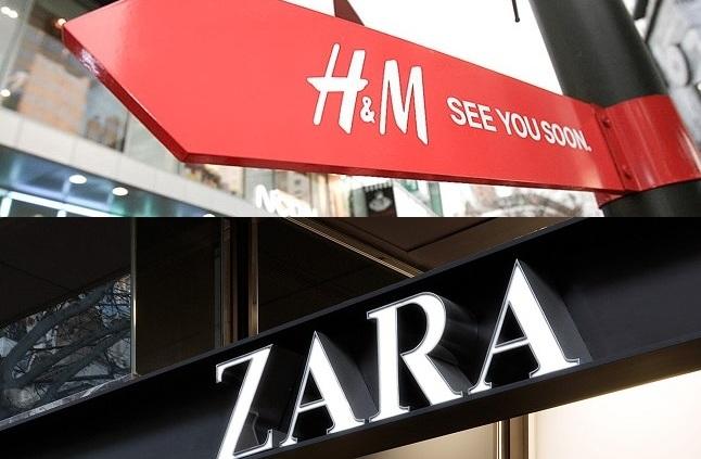 Zara y H&M