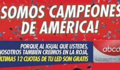 abcdin copa america 240x140 - Conozca la promoción de ABC Din por la Copa América Chile 2015