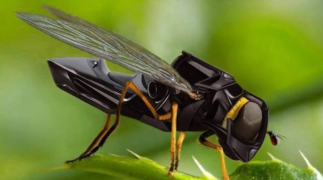abejas roboticas walmaret 640x357 - Walmart patentó abejas robot autónomas