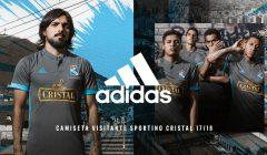 adidas sc peru 240x140 - Adidas presentó camiseta alterna de Sporting Cristal
