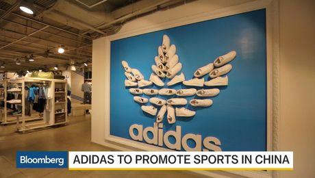 adidas sports china