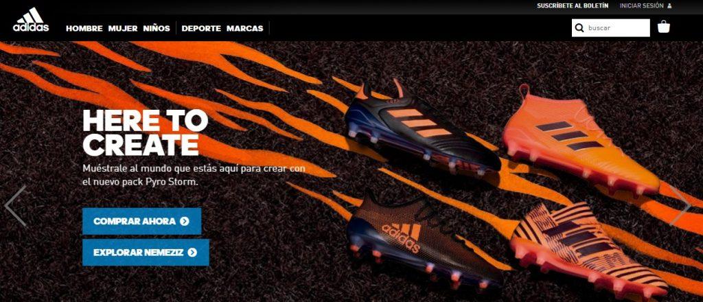 """adidas web peru 1024x440 - Adidas Perú: """"Nuestras ventas en la categoría de fútbol están creciendo a doble dígito"""""""
