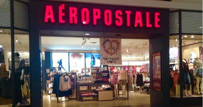 aeropostale 2 - ¿Qué marcas han realizado aperturas en el retail colombiano?