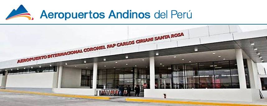aeropuerto tacna