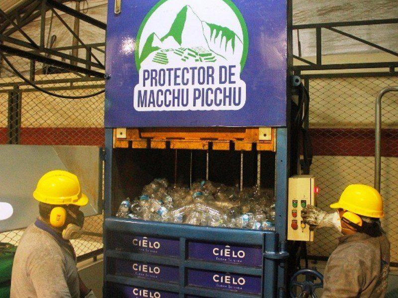 aje machu picchu sostenible Perú Retail - Conoce las empresas en el Perú que apuestas por una política de reciclaje