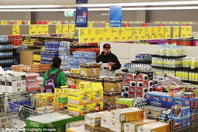 aldi store - Supermercados de Estados Unidos viven una guerra de precios a la baja