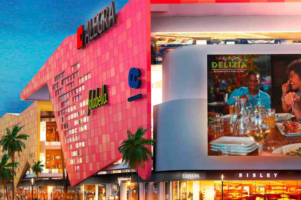 alegra barranquilla - Colombia: Parque Arauco compra centro comercial en Barranquilla por más de US$35 millones