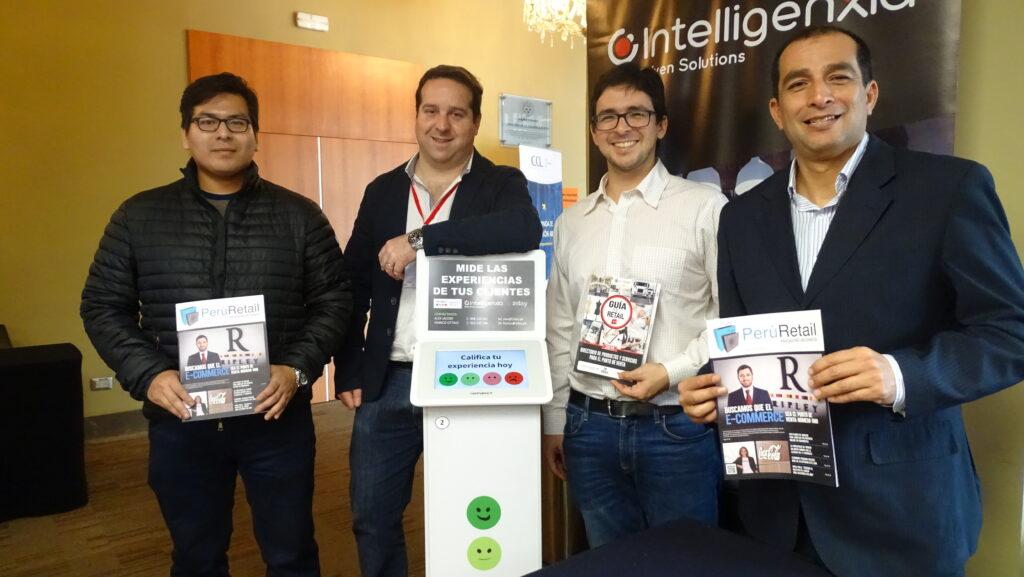 alex jacoby intelligenxia 2 Perú Retail 1024x577 - ¿Cómo diseñar y equipar la tienda para incrementar tus ventas?