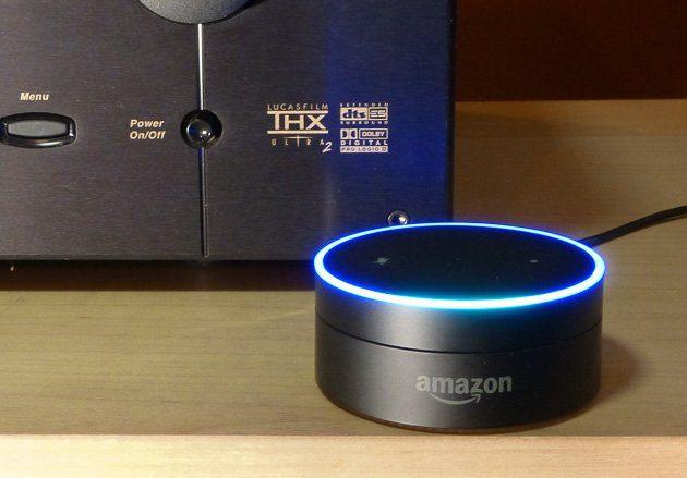 alexa1 - Amazon fabrica chips para mejorar la inteligencia artificial de Alexa