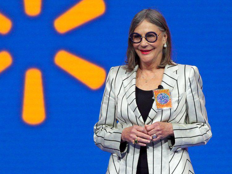alice walton walmart - Heredera de Walmart es la mujer más rica del mundo