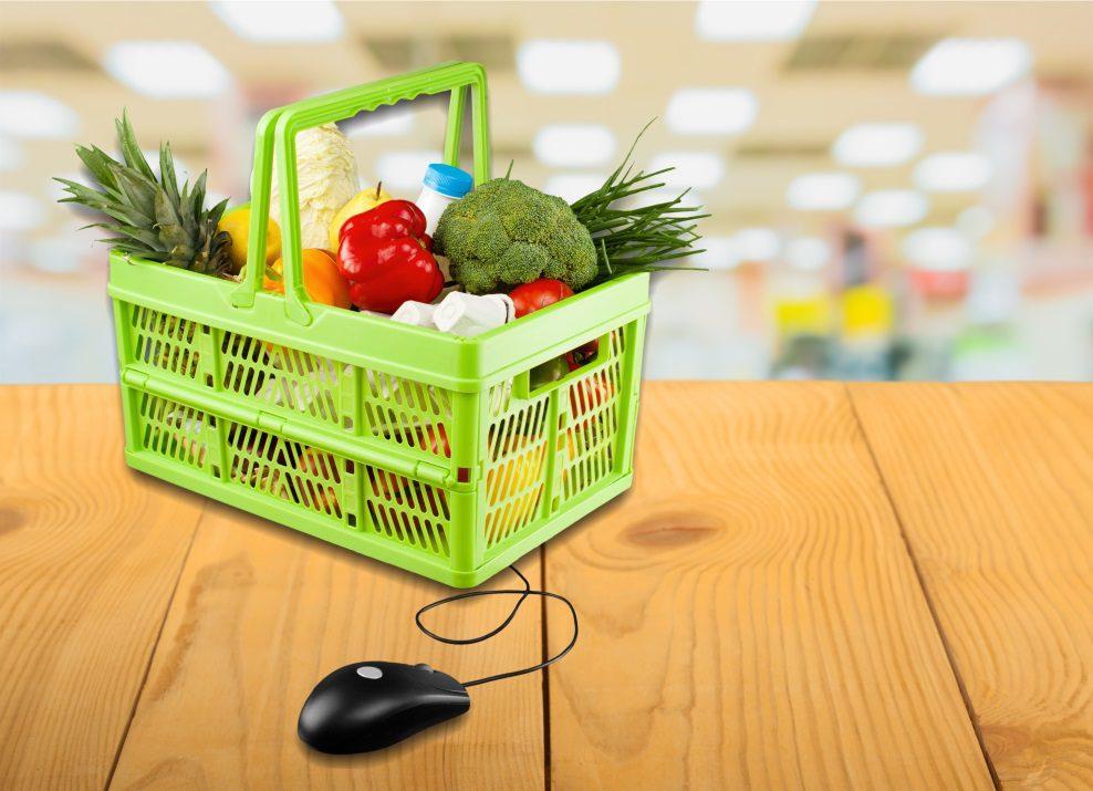 alimentacion online - La venta de alimentos online aumentará con los años en Europa