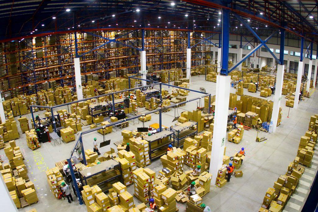 almacen 2 - Logística: La importancia en la gestión de almacenes