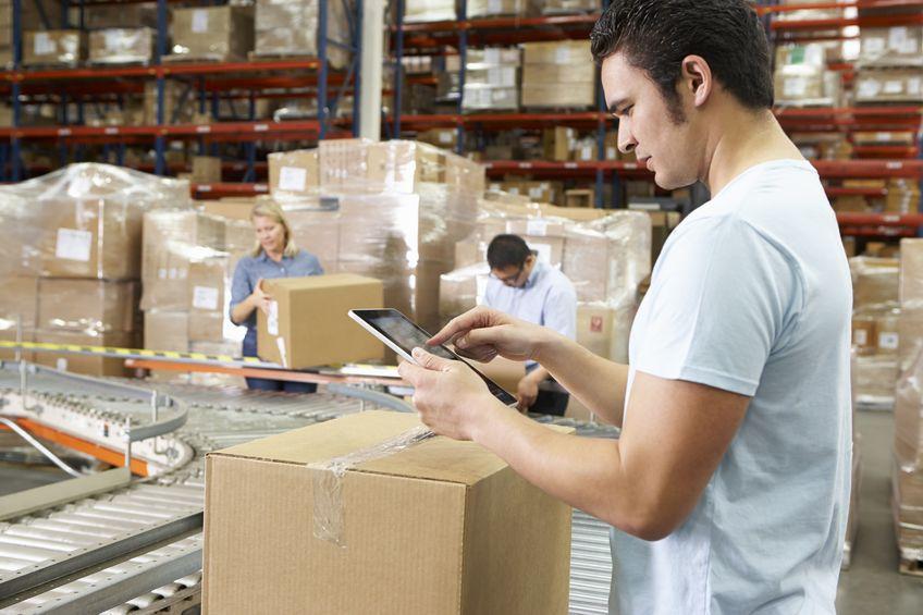 almacenamiento logistico tienda online ecommerce 1 - Logística: ¿Cómo realizar una gestión de inventario eficiente?