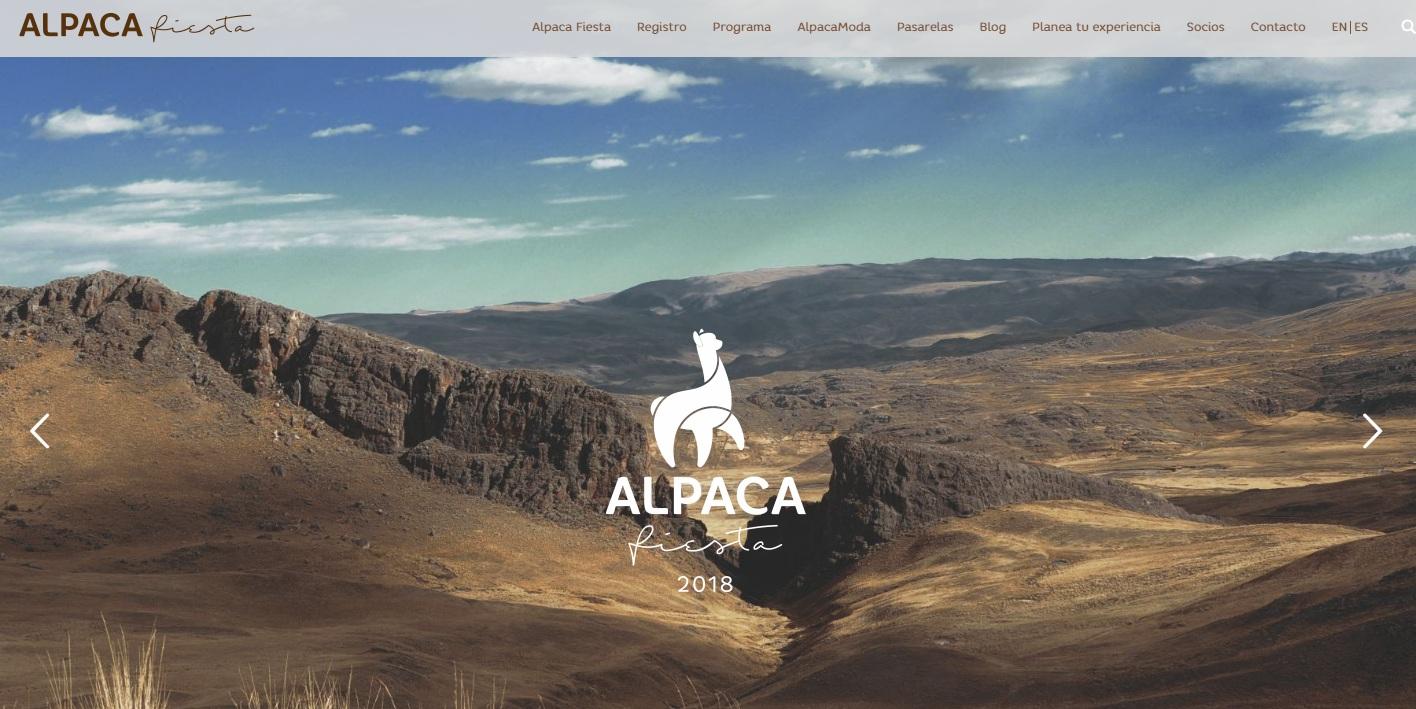 alpaca fiesta 1 - Perú: Alpaca Fiesta 2018 prevé generar US$ 8 millones en rueda de negocios