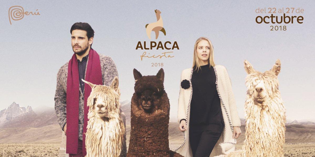 alpaca fiesta - Perú: Alpaca Fiesta 2018 prevé generar US$ 8 millones en rueda de negocios