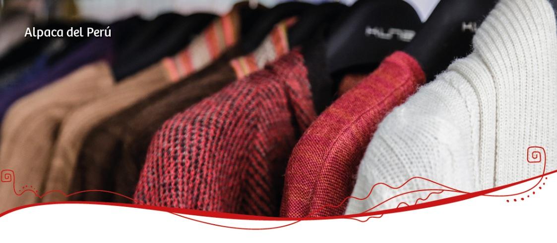 alpaca textiles peru - Marca Alpaca del Perú estuvo presente en importante feria de Italia