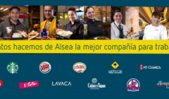 alsea 12 240x140 - Alsea proyecta abrir hasta 250 tiendas este año en la región