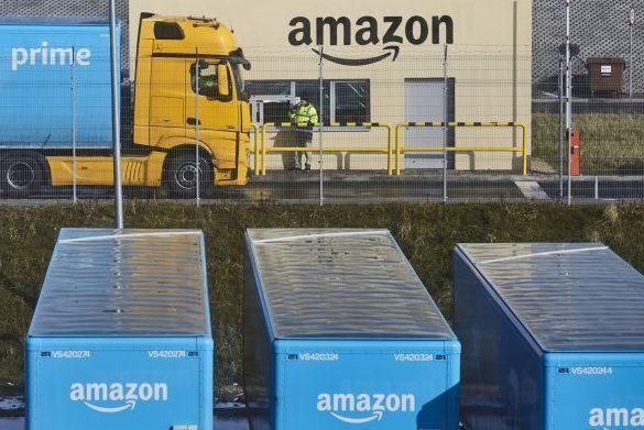 amazon 1 3 - Amazon no aceptará nuevos clientes para despacho de alimentos