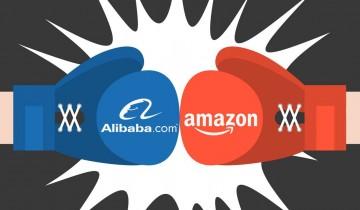 amazon alibaba 360x210 - ¿Cuáles son las marcas de retail más valiosas del mundo en 2019?