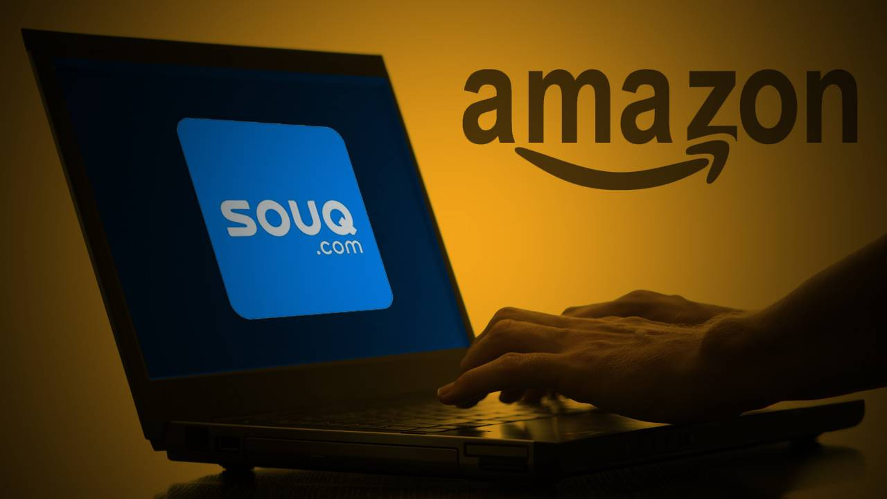 amazon and Souq.com 2 - Amazon se corona como el mayor vendedor en Internet en Navidad