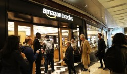 amazon books new york